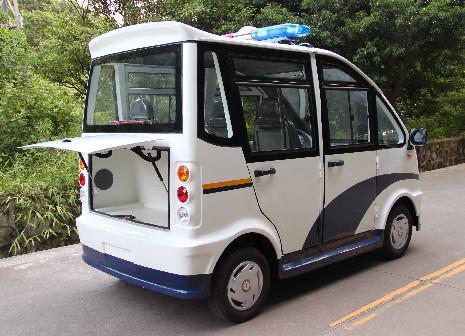 密闭式电动巡逻车